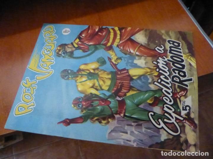 ROCK VANGUARD Nº 11, EXPEDICION A RADOMA, DE IMPRENTA , COMPLETAMENTE NUEVO (Tebeos y Comics - Rollán - Rock Vanguard)