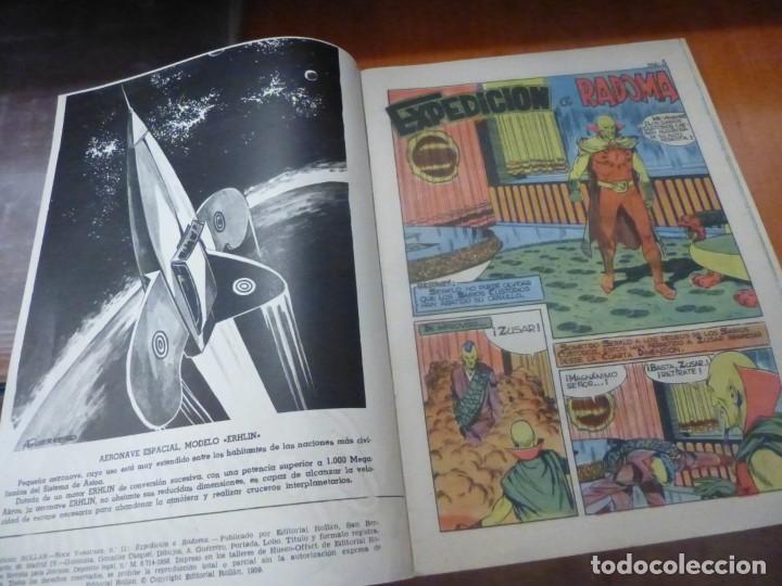 Tebeos: rock vanguard nº 11, expedicion a radoma, de imprenta , completamente nuevo - Foto 2 - 137906890