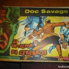 Tebeos: DOC SAVAGE Nº 12 ,APAISADO DE ED. ROLLAN 1961, MUY BIEN CONSERVADO. Lote 138146890