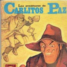 Tebeos: LAS AVENTURAS DE CARLITOS PAZ Nº 19. Lote 138258570