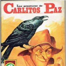 Tebeos: LAS AVENTURAS DE CAELITOS PAZ Nº 17. Lote 139395646