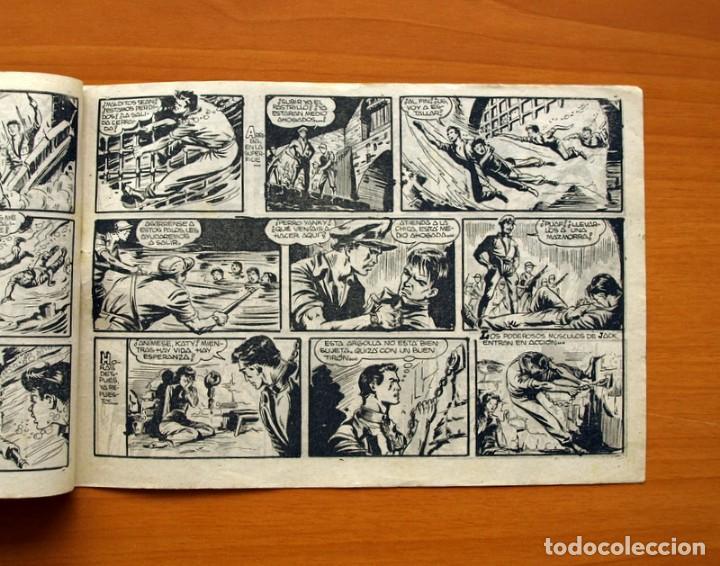 Tebeos: Aventuras del FBI - Nº 34, Persecución - Editorial Rollán 1951 - Foto 3 - 139497958