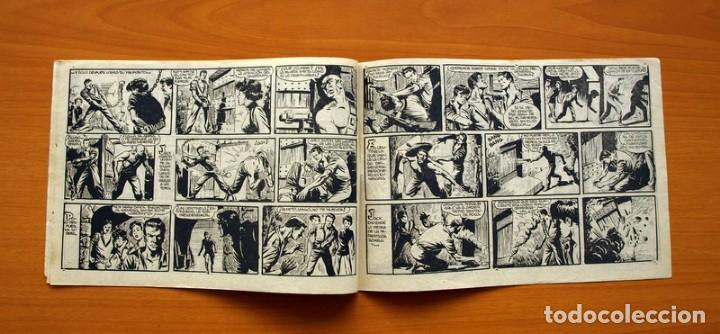 Tebeos: Aventuras del FBI - Nº 34, Persecución - Editorial Rollán 1951 - Foto 4 - 139497958