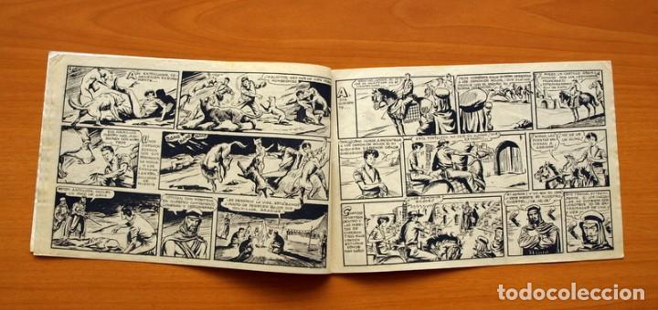 Tebeos: Aventuras del FBI - Nº 36, Los Demonios Rojos - Editorial Rollán 1951 - Foto 4 - 139498138
