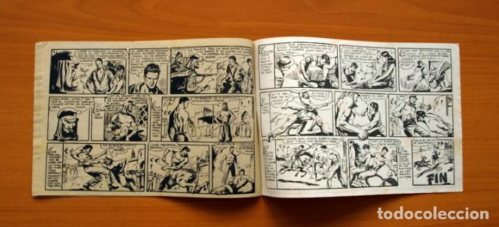 Tebeos: Aventuras del FBI - Nº 36, Los Demonios Rojos - Editorial Rollán 1951 - Foto 6 - 139498138