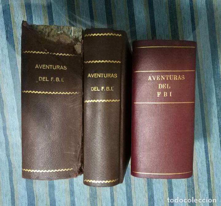 Tebeos: AVENTURAS DEL FBI Nº 1 A 214 + DIEGO VALOR 2ª (CASI COMPLETA) (ROLLAN 1951 Y CID 1957) -ORIGINALES - - Foto 2 - 141827798