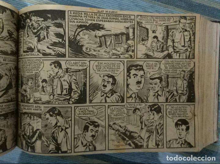 Tebeos: AVENTURAS DEL FBI Nº 1 A 214 + DIEGO VALOR 2ª (CASI COMPLETA) (ROLLAN 1951 Y CID 1957) -ORIGINALES - - Foto 4 - 141827798