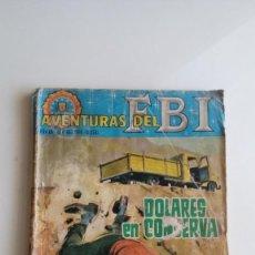 Livros de Banda Desenhada: AVENTURAS DEL FBI 35 C16V. Lote 141839870