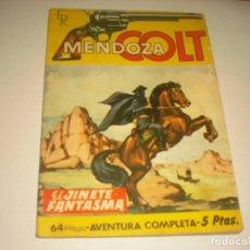 Tebeos: MENDOZA COLT Nº 48. EL JINETE FANTASMA.. Lote 142275970