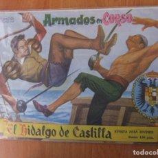 Tebeos: EL HIDALGO DE CASTILLA Nº 2 EDITORIAL ROLLAN. Lote 143384402