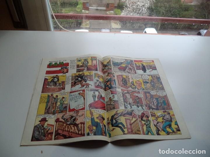 Tebeos: Jeque Blanco Año 1951 Colección Completa son 137 Tebeos y 4 Extraordinari Originales Dibujos Armando - Foto 5 - 140825438