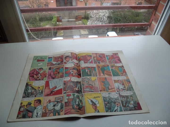 Tebeos: Jeque Blanco Año 1951 Colección Completa son 137 Tebeos y 4 Extraordinari Originales Dibujos Armando - Foto 7 - 140825438