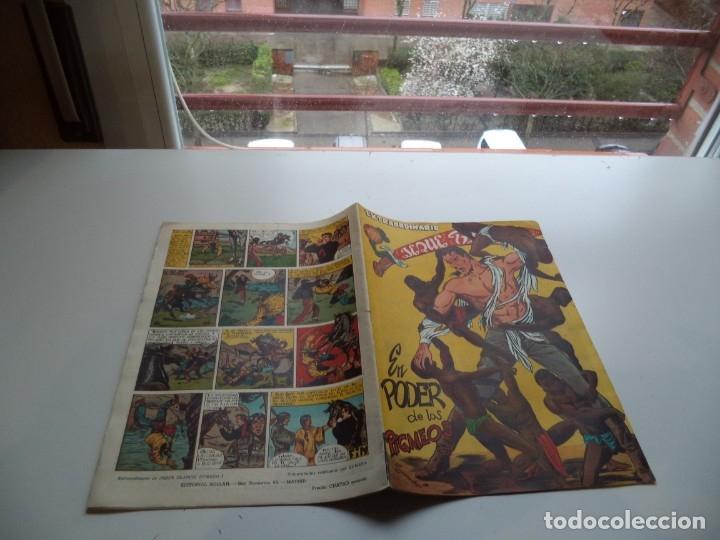 Tebeos: Jeque Blanco Año 1951 Colección Completa son 137 Tebeos y 4 Extraordinari Originales Dibujos Armando - Foto 8 - 140825438