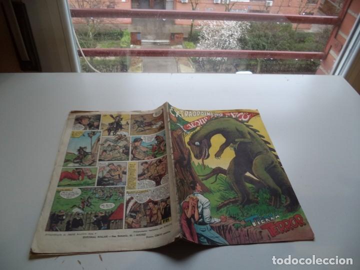 Tebeos: Jeque Blanco Año 1951 Colección Completa son 137 Tebeos y 4 Extraordinari Originales Dibujos Armando - Foto 10 - 140825438