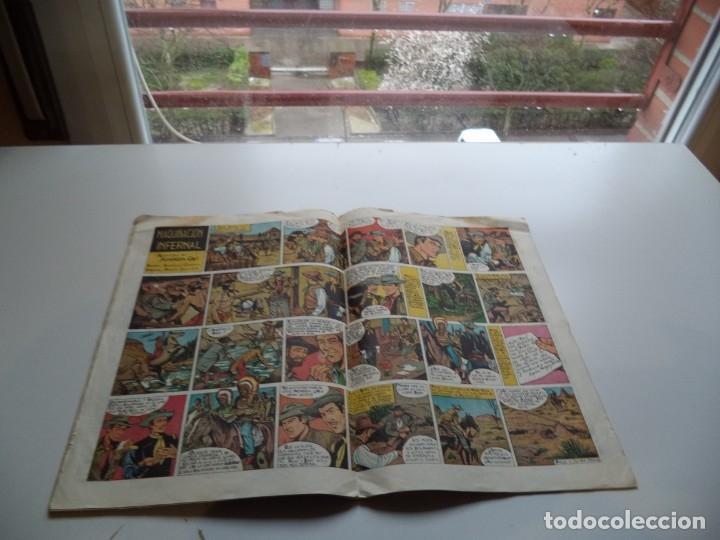 Tebeos: Jeque Blanco Año 1951 Colección Completa son 137 Tebeos y 4 Extraordinari Originales Dibujos Armando - Foto 11 - 140825438
