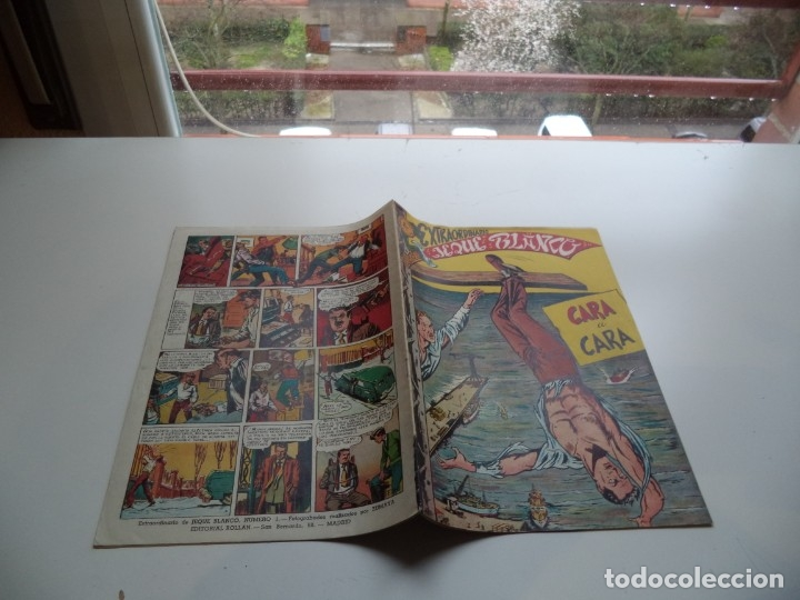 JEQUE BLANCO AÑO 1951 COLECCIÓN COMPLETA SON 137 TEBEOS Y 4 EXTRAORDINARI ORIGINALES DIBUJOS ARMANDO (Tebeos y Comics - Rollán - Jeque Blanco)