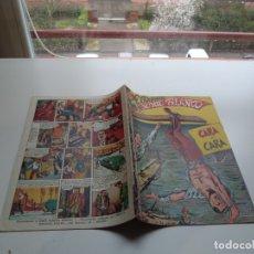 Tebeos: JEQUE BLANCO AÑO 1951 COLECCIÓN COMPLETA SON 137 TEBEOS Y 4 EXTRAORDINARI ORIGINALES DIBUJOS ARMANDO. Lote 140825438