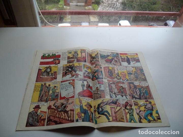 Tebeos: Jeque Blanco Año 1951 Colección Completa son 137 Tebeos y 4 Extraordinari Originales Dibujos Armando - Foto 2 - 140825438