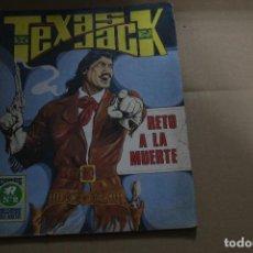 Tebeos: TEXAS JACK Nº 2, EDITORIAL ROLLÁN. Lote 144236934