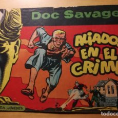 Tebeos: DOC SAVAGE Nº. 7, ORIGINAL. Lote 144532894