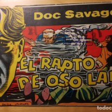 Tebeos: DOC SAVAGE Nº. 2, ORIGINAL. Lote 144532950