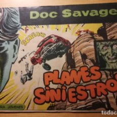 Tebeos: DOC SAVAGE Nº. 6, ORIGINAL. Lote 144532990