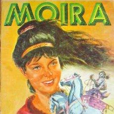 Tebeos: MOIRA EDITORIAL ROLLAN COMPLETA 2 Nº. Lote 144646954