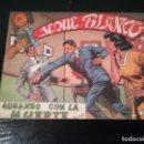Tebeos: TEBEO DEL JEQUE BLANCO,NUMERO 32 EDITORIAL ROLLAN.. Lote 145101662