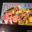 Tebeos: TEBEO AVENTURAS DEL FBI.NUMERO 158 EDITORIAL ROLLAN.. Lote 145113998