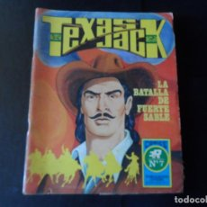 Tebeos: TEXAS JACK Nº 7 EDITORIAL ROLLÁN 1973 . Lote 146300702