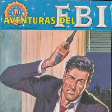 Tebeos: COMIC COLECCION NOVELA GRAFICA AVENTURAS DEL FBI Nº 6. Lote 146350814