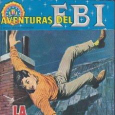 Tebeos: COMIC COLECCION NOVELA GRAFICA AVENTURAS DEL FBI Nº 8. Lote 146350890