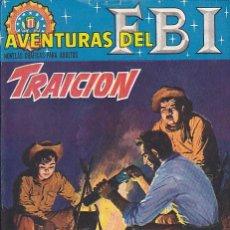 Tebeos: COMIC COLECCION NOVELA GRAFICA AVENTURAS DEL FBI Nº 11. Lote 146351038