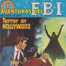 Tebeos: COMIC COLECCION NOVELA GRAFICA AVENTURAS DEL FBI Nº 12. Lote 146351098