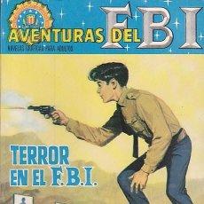 Tebeos: COMIC COLECCION NOVELA GRAFICA AVENTURAS DEL FBI Nº 17. Lote 146351218