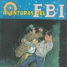 Tebeos: COMIC COLECCION NOVELA GRAFICA AVENTURAS DEL FBI Nº 18. Lote 146351294