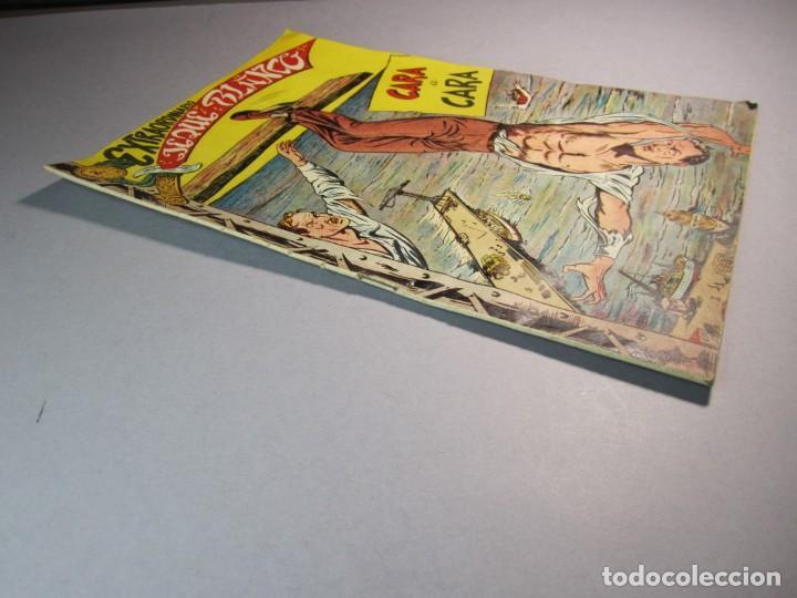 Tebeos: JEQUE BLANCO (1952, ROLLAN) EXTRA 1 · XII-1952 · EXTRAORDINARIO. CARA A CARA - Foto 3 - 146578394