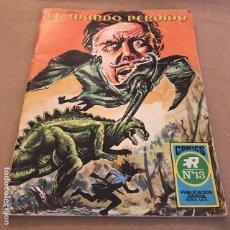 Tebeos: PUBLICACIÓN JUVENIL SERIE AZUL Nº 13 - ROLLÁN - 1973. Lote 147220162
