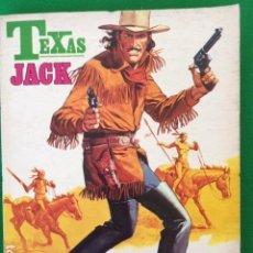 Tebeos: TEXAS JACK COLECCION COMPLETA CON TRES RETAPADOS DE ED. ROLLAN SERIE B. Lote 147754338