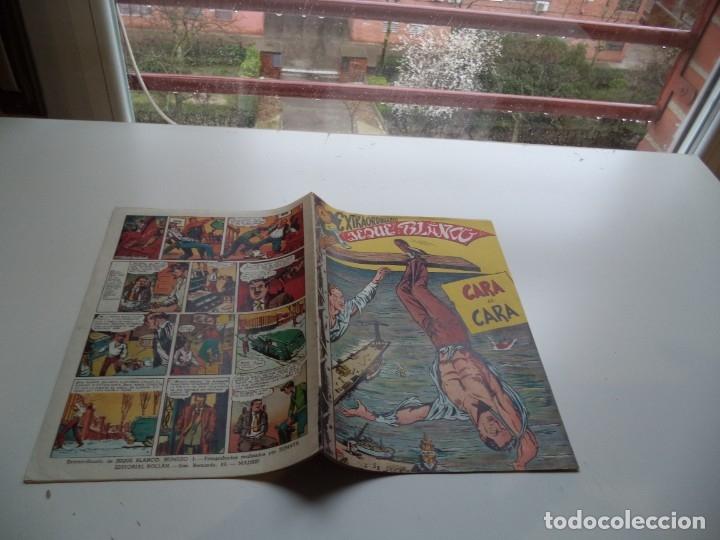 Tebeos: Jeque Blanco Año 1951 Colección Completa son 137 Tebeos y 4 Extraordinari Originales Dibujos Armando - Foto 4 - 140825438