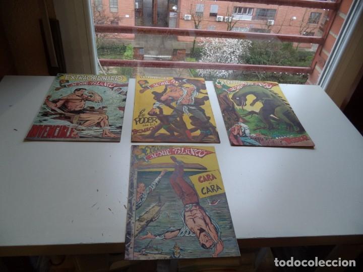 Tebeos: Jeque Blanco Año 1951 Colección Completa son 137 Tebeos y 4 Extraordinari Originales Dibujos Armando - Foto 3 - 140825438