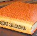 Tebeos: EL JEQUE BLANCO-- REEDICION --44 EJEMPLARES EN UN TOMO CUADERNADO --- NUMEROS DEL 1 AL 44. Lote 148410374