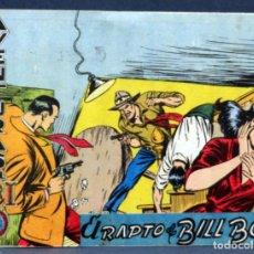 Tebeos: AVENTURAS DEL FBI Nº 14 EDITORIAL ROLLÁN 1958 EL RAPTO DE BILL BOY. Lote 148928566