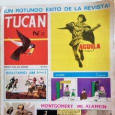 Tebeos: TUCAN Nº 2 - M. ROLLAN EDITOR. Lote 148934122