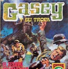 Tebeos: CASEY Y SU TROPA - Nº 1 - SERIE A Nº 3 - AÑO 1972 - BUEN ESTADO. Lote 148944826
