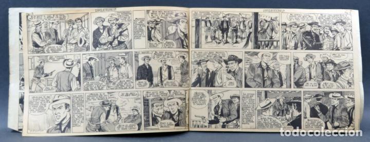 Tebeos: Mendoza Colt 10 números del 11 al 20 Editorial Rollán 1955 - Foto 6 - 149130866