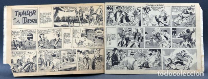 Tebeos: Mendoza Colt 10 números del 21 al 30 Editorial Rollán 1955 - Foto 7 - 149132430