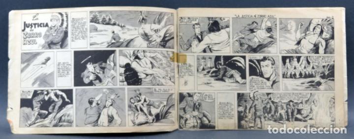 Tebeos: Mendoza Colt 10 números del 21 al 30 Editorial Rollán 1955 - Foto 9 - 149132430