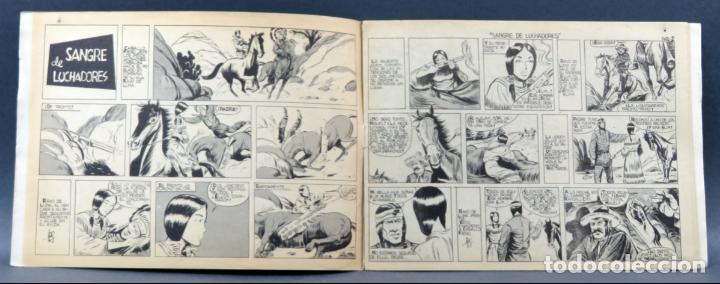 Tebeos: Mendoza Colt 10 números del 21 al 30 Editorial Rollán 1955 - Foto 13 - 149132430