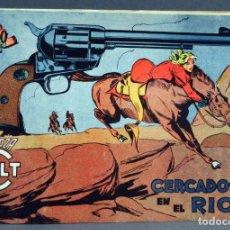 Tebeos: MENDOZA COLT Nº 105 EDITORIAL ROLLÁN 1955. Lote 149152526